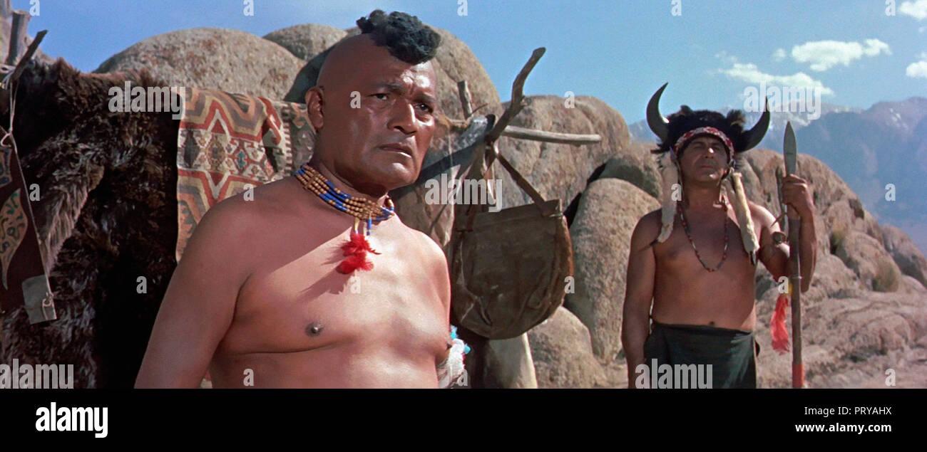 Prod DB © Columbia Pictures Corporation/DR COMANCHE STATION de Budd Boetticher 1960 USA Western; Indien; Indische; Stockbild