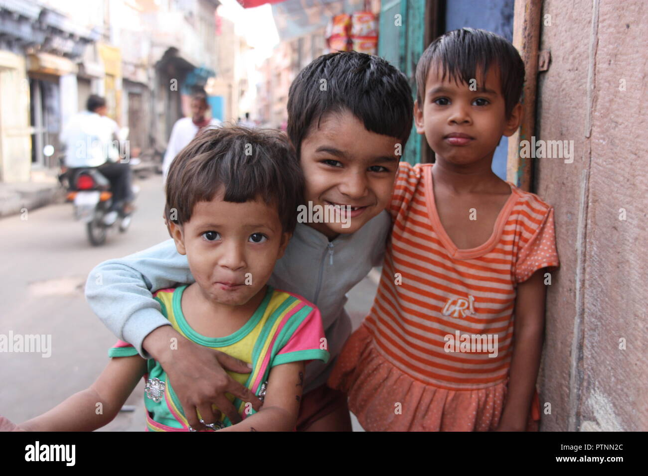 Indien Stockbild