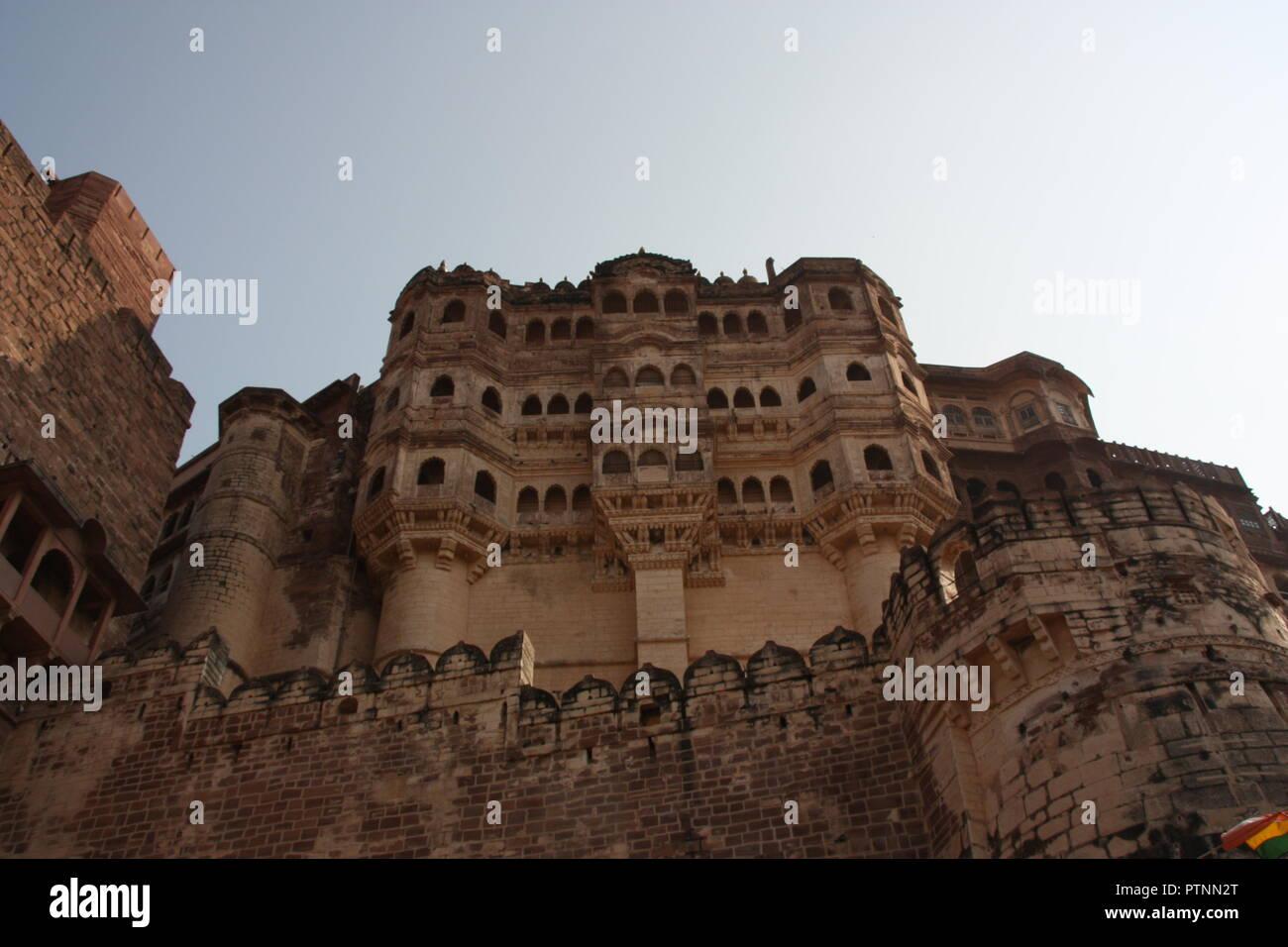 Jodhpur in Indien Stockbild