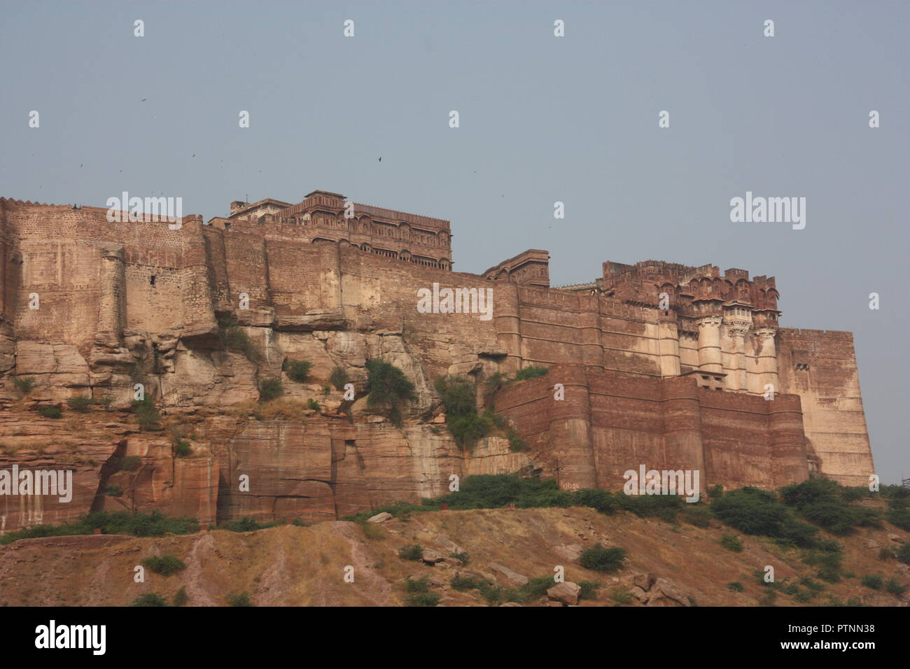 Jodhpur in Indien Stockbild