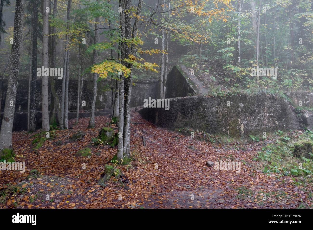 Die Berghof Residenz war Heimat von Adolf Hitler auf