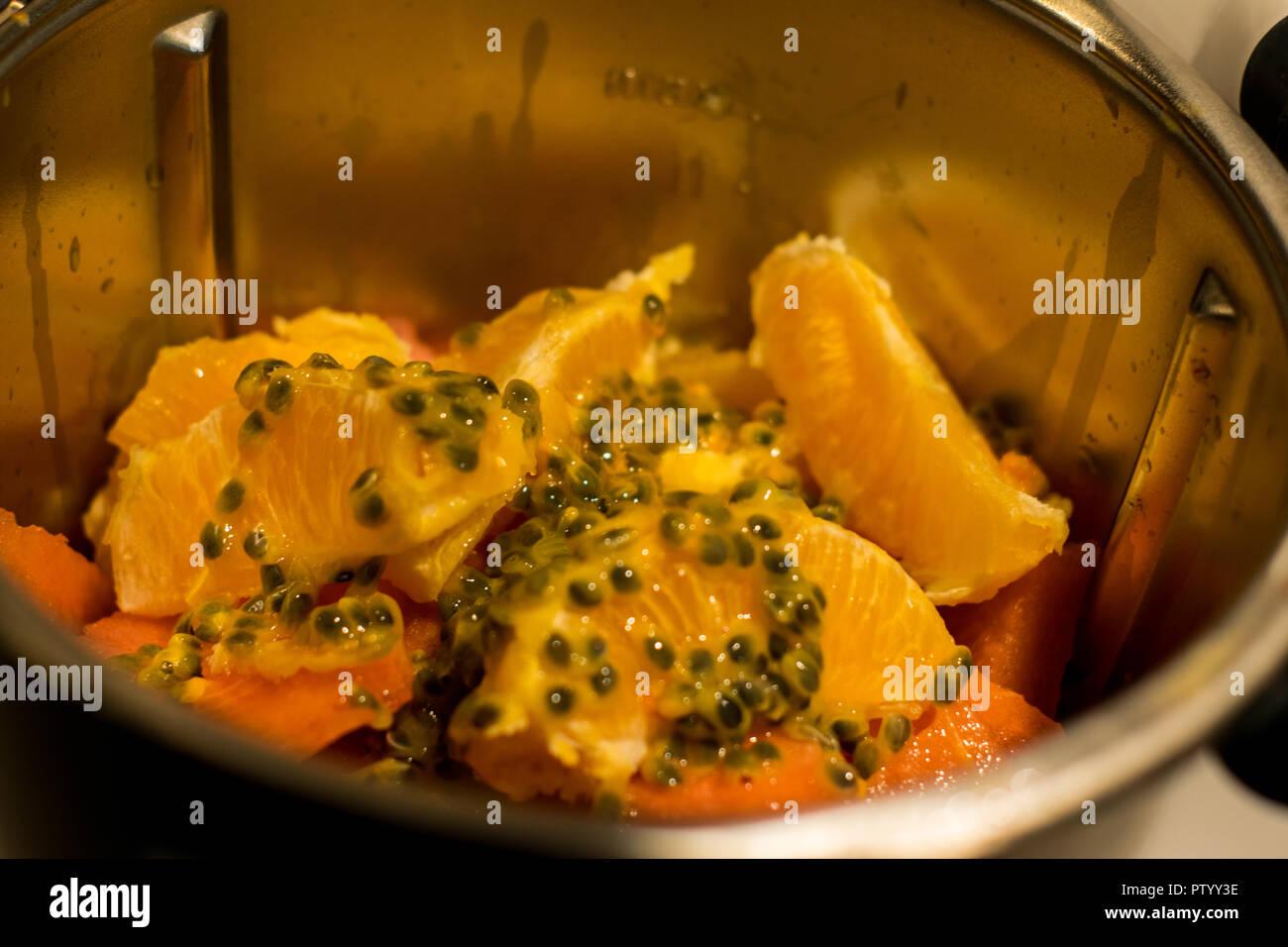 Vorwerk Bimby kochen Stockfoto, Bild: 221890130 - Alamy