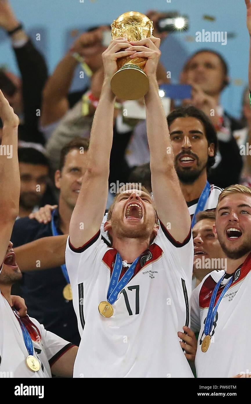 Firo 13 07 2014 Fuvuball Fussball Wm 2014 World Cup