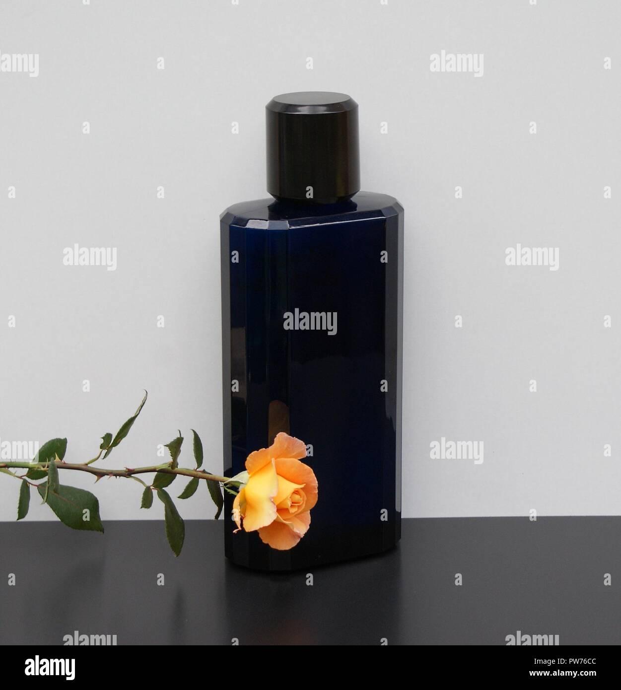 Davidoff Cool Water Eau De Toilette Parfüm Flasche Mit Einem