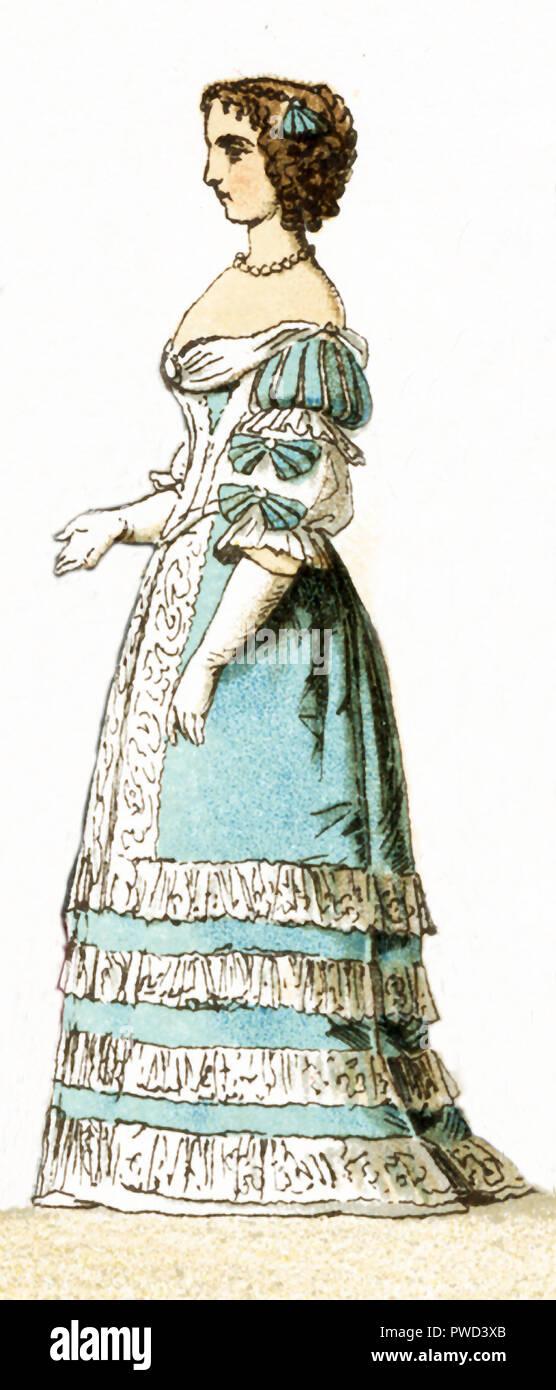 Kleid Aus Dem 17 Jahrhundert Stockfotos Und Bilder Kaufen Alamy