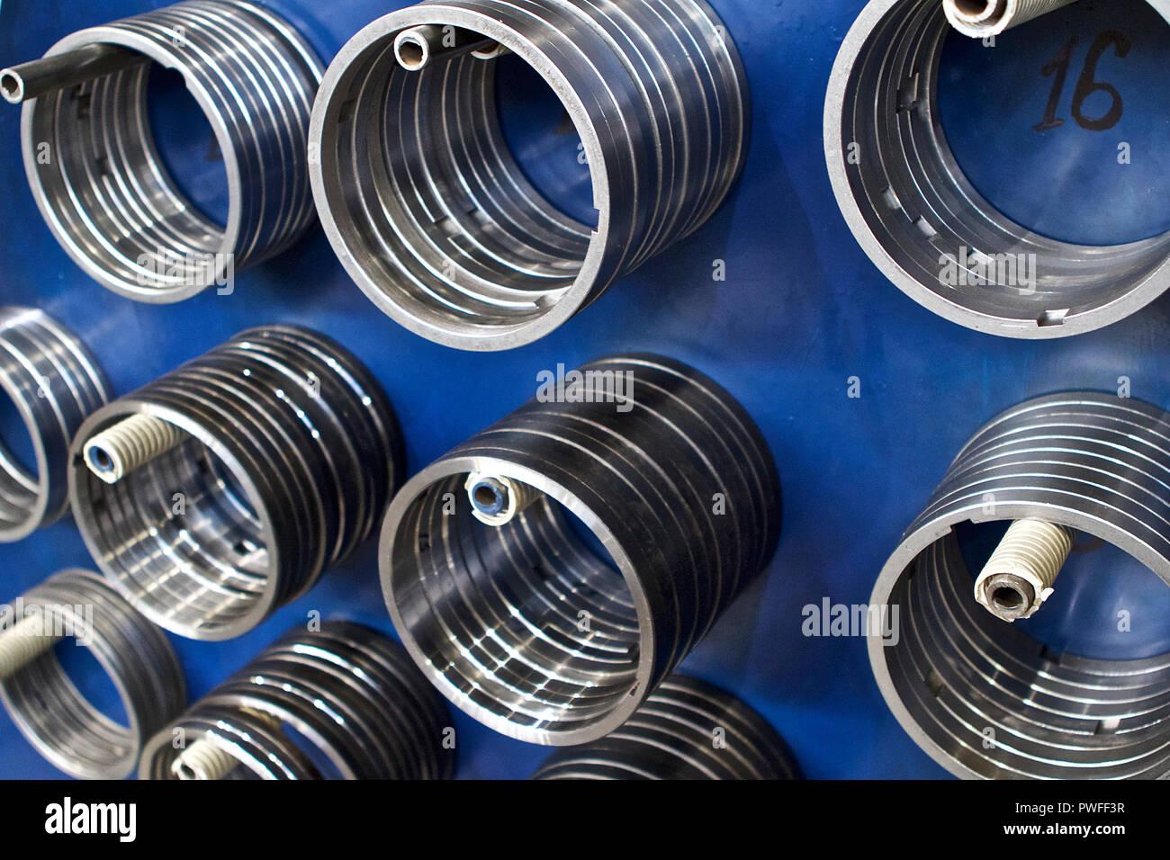 Fuhrungsrollen Fur Roll Stahl Profiling Auf Der Produktionslinie