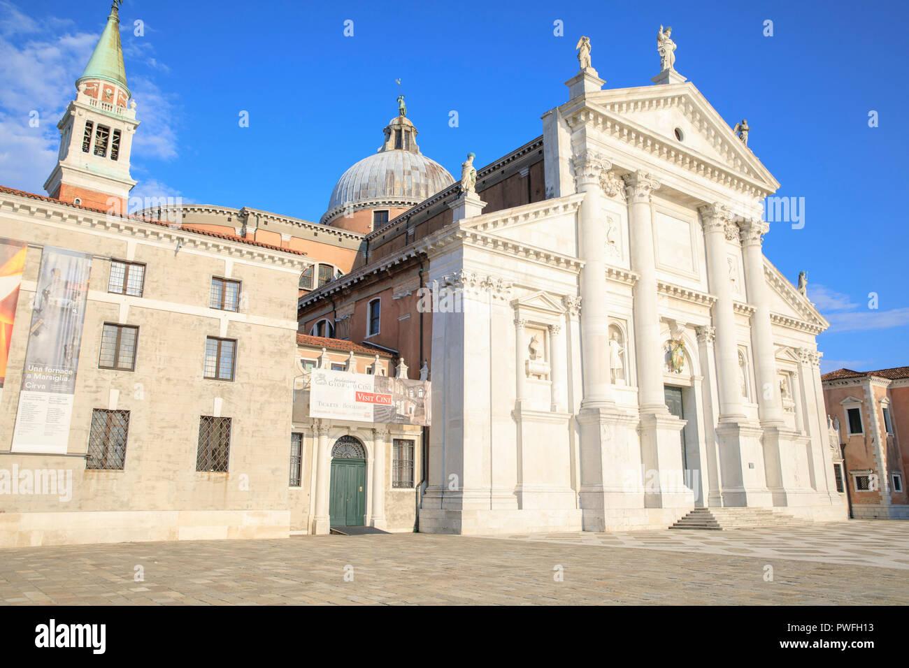 Chiesa Di San Giorgio Maggiore Kirche Von San Giorgio Maggiore