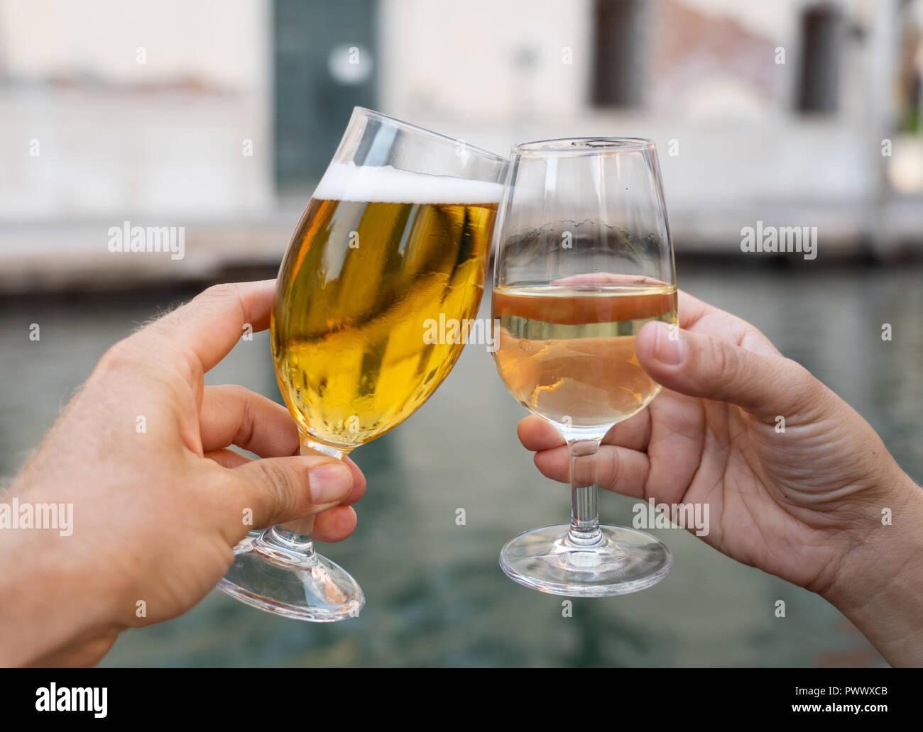 Dating Bier