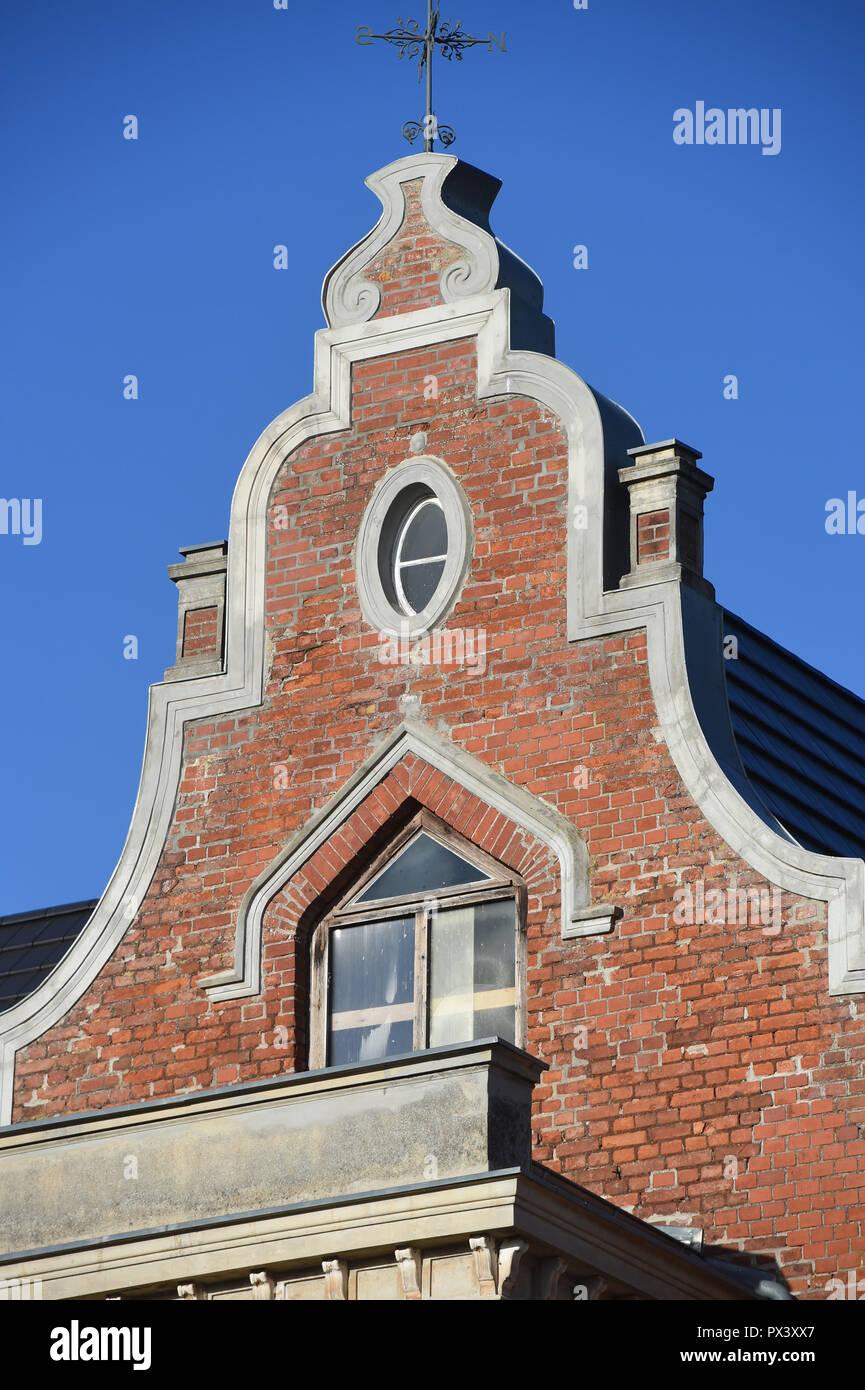 19 Oktober 2018 Mecklenburg Vorpommern Parow Parow Das Herrenhaus