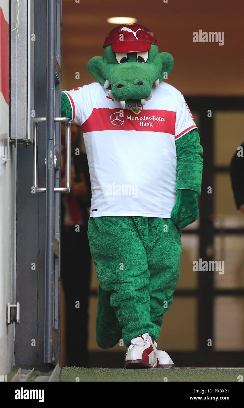 mascot fritzle vfb stuttgart stockfotos und bilder kaufen