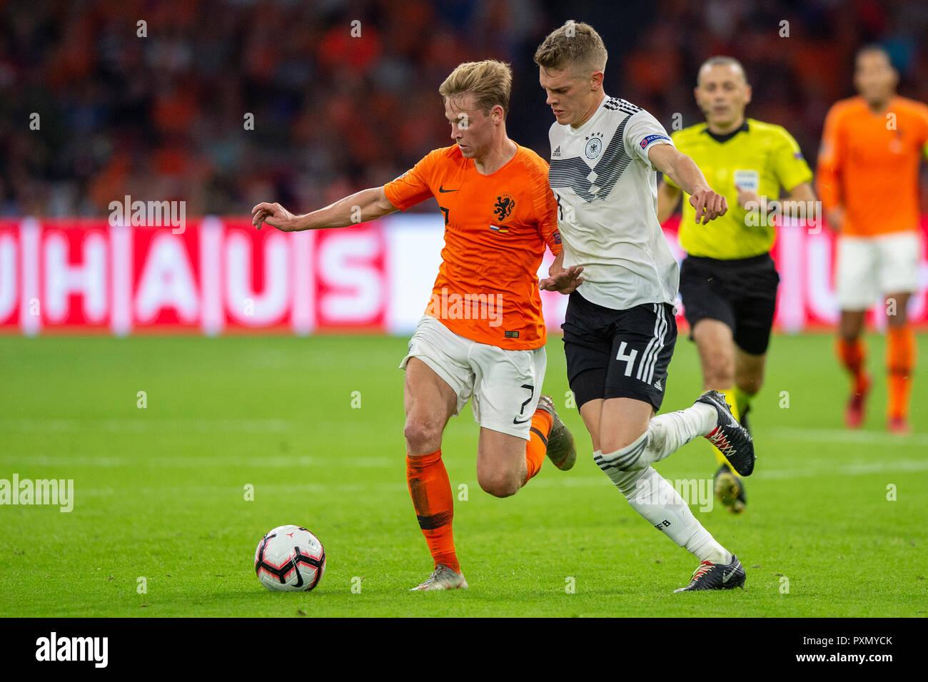 Niederlande Deutschland 13.10