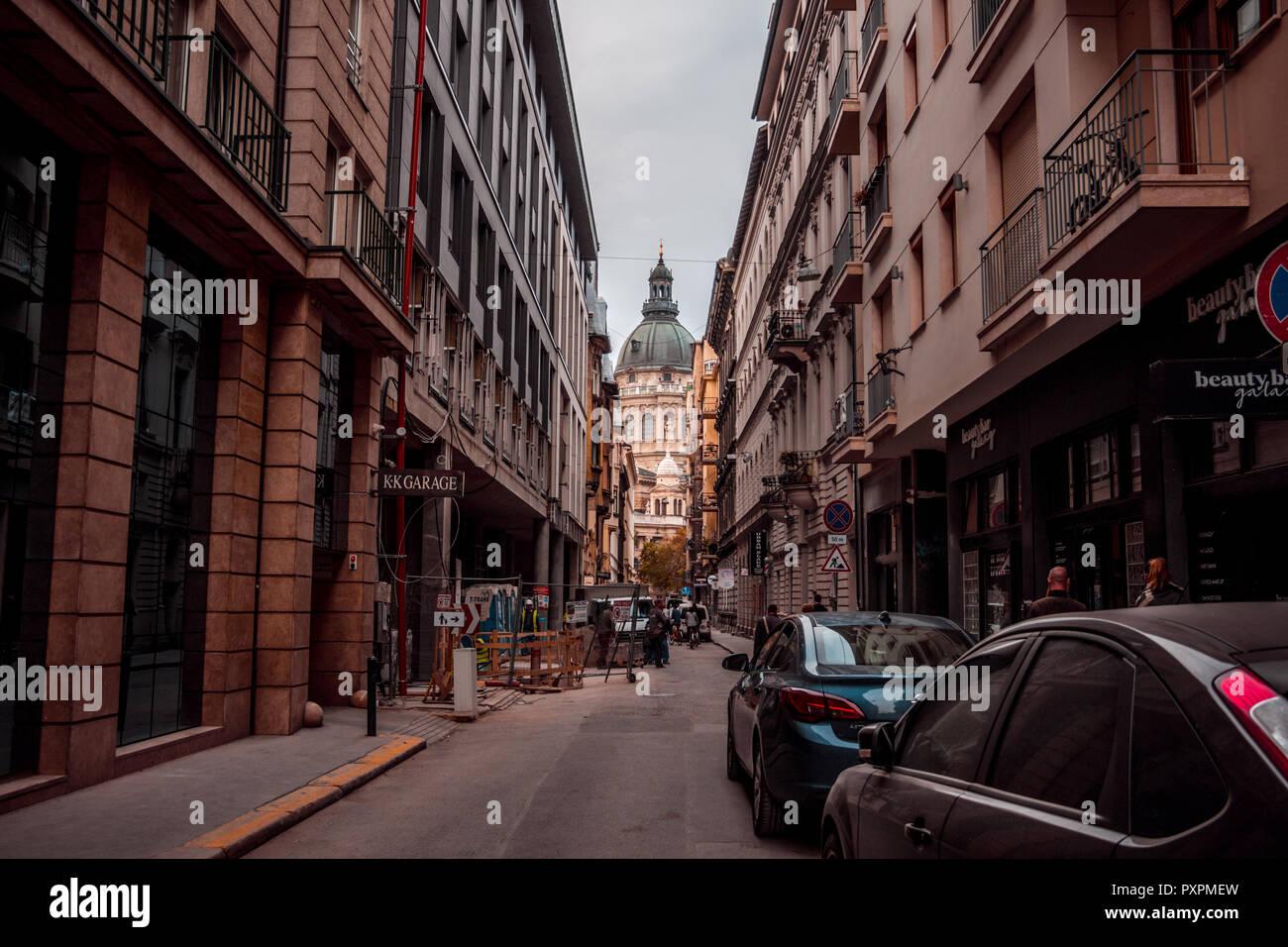 Budapest Im Herbst Es War Mein Erstes Mal Fliegen Aus Meinem Land