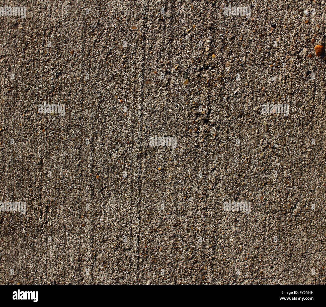 Alten grauen Beton beton Hintergrund Stockbild