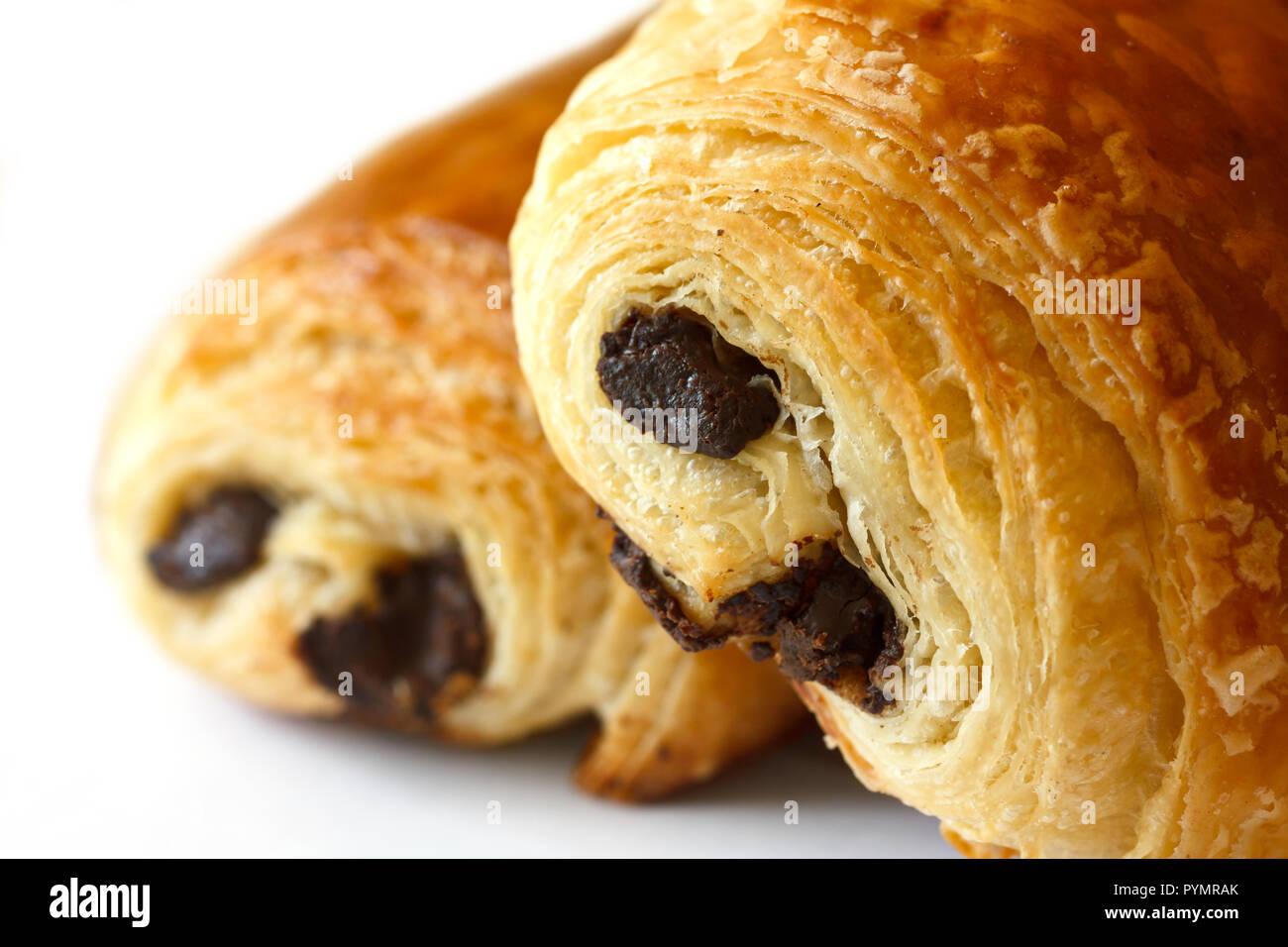 Croissant mit nutella kalorien
