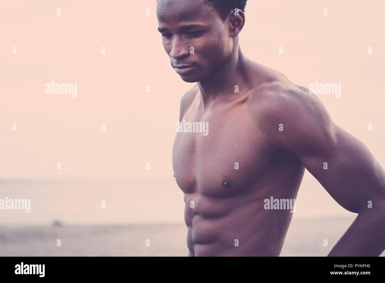 suche afrikanischen mann