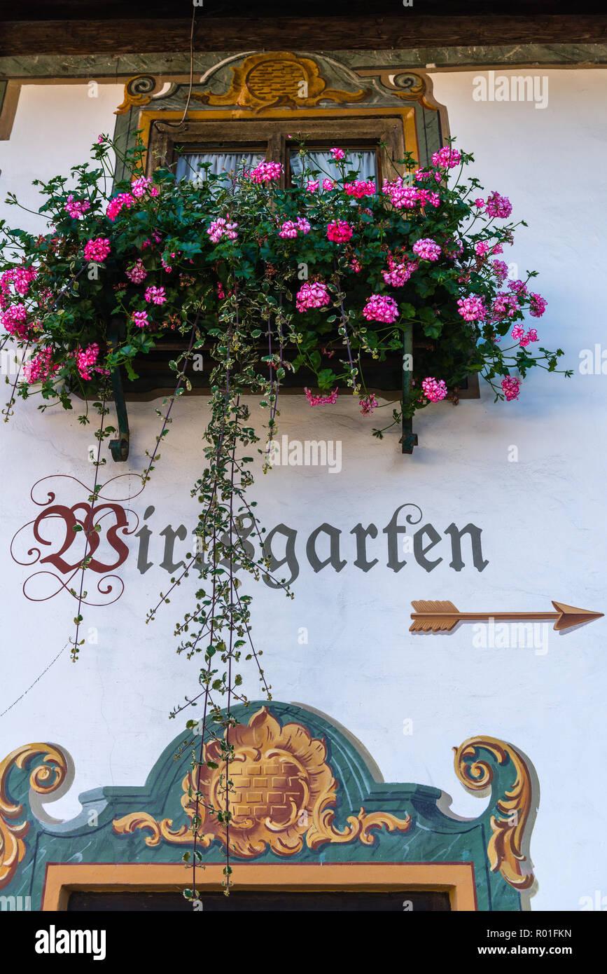 Wandmalereien In Bayern Stockfotos Und Bilder Kaufen Alamy