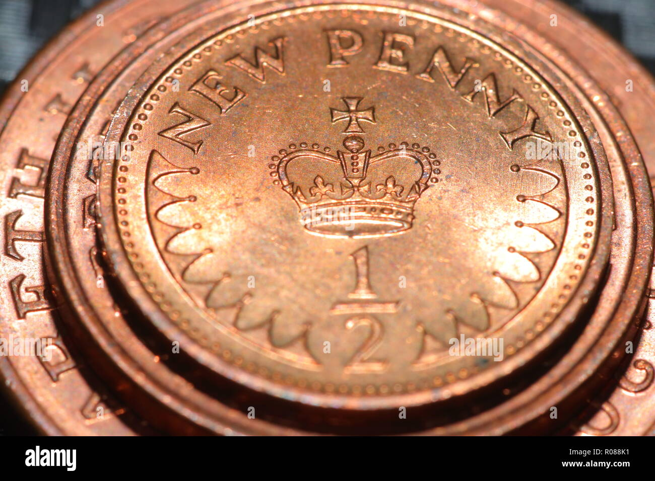 1 2 Pence Stockfotos 1 2 Pence Bilder Alamy