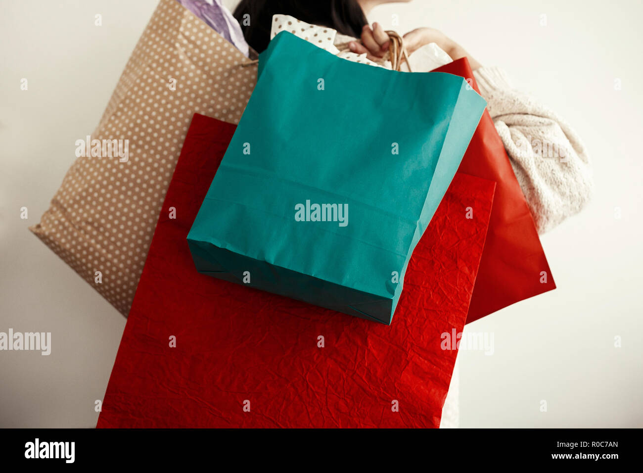 Sales Promotion Girl Stockfotos & Sales Promotion Girl Bilder - Alamy