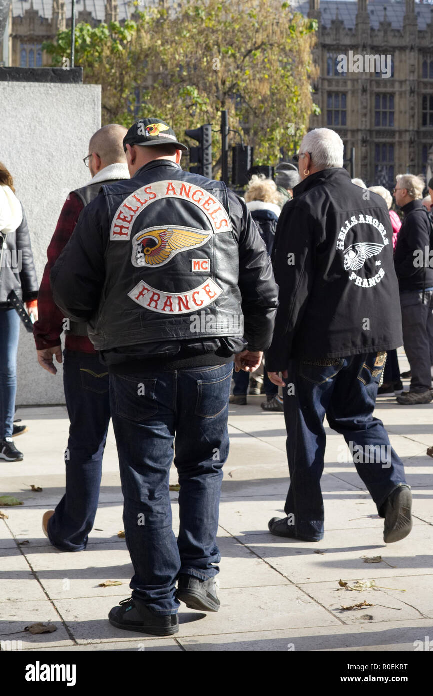 Hells Angels Stockfotos & Hells Angels Bilder - Alamy