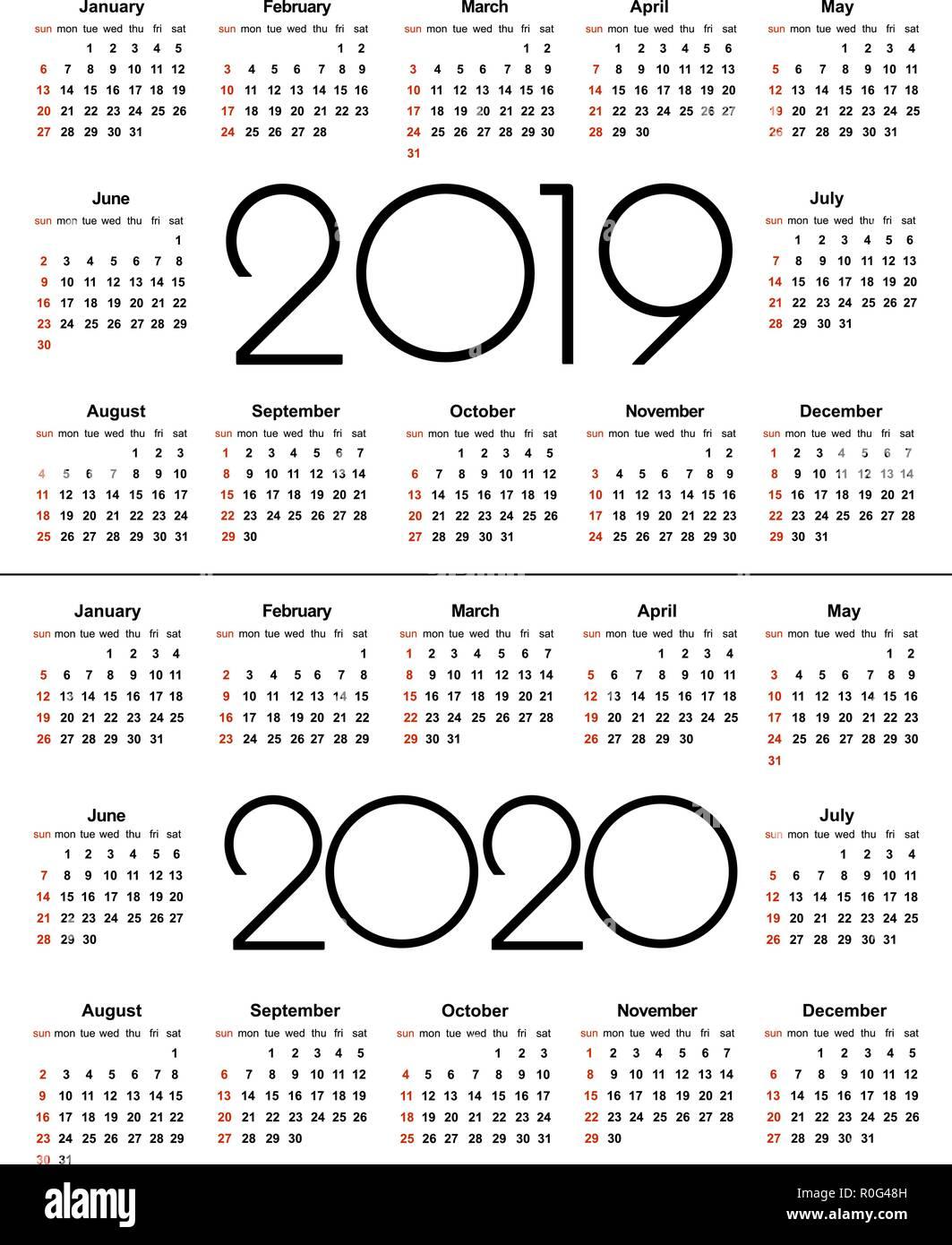 Kalander 2019