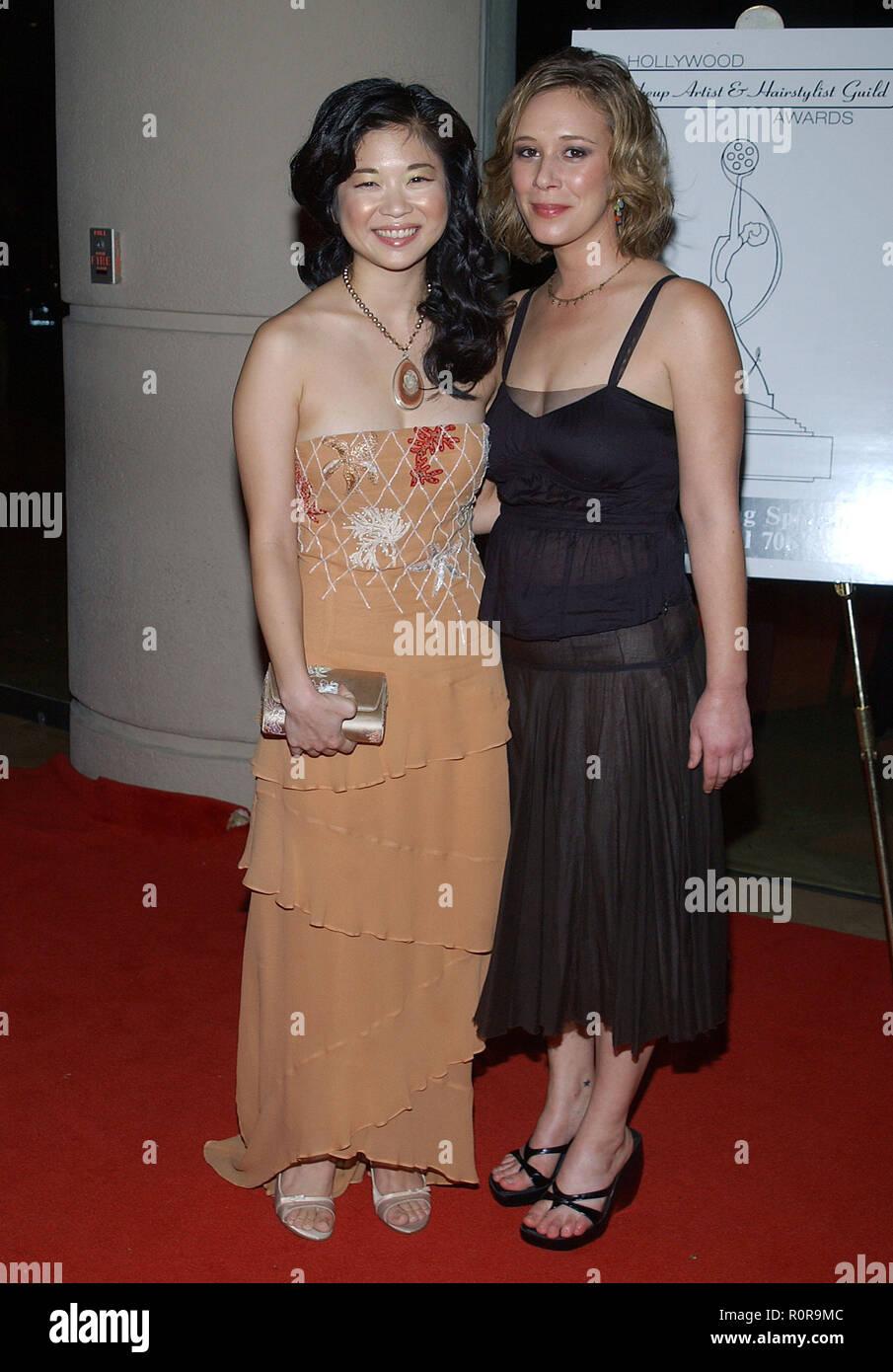 Keiko Agena Und Liza Weil Gilmore Madchen Am Funften Jahrlichen