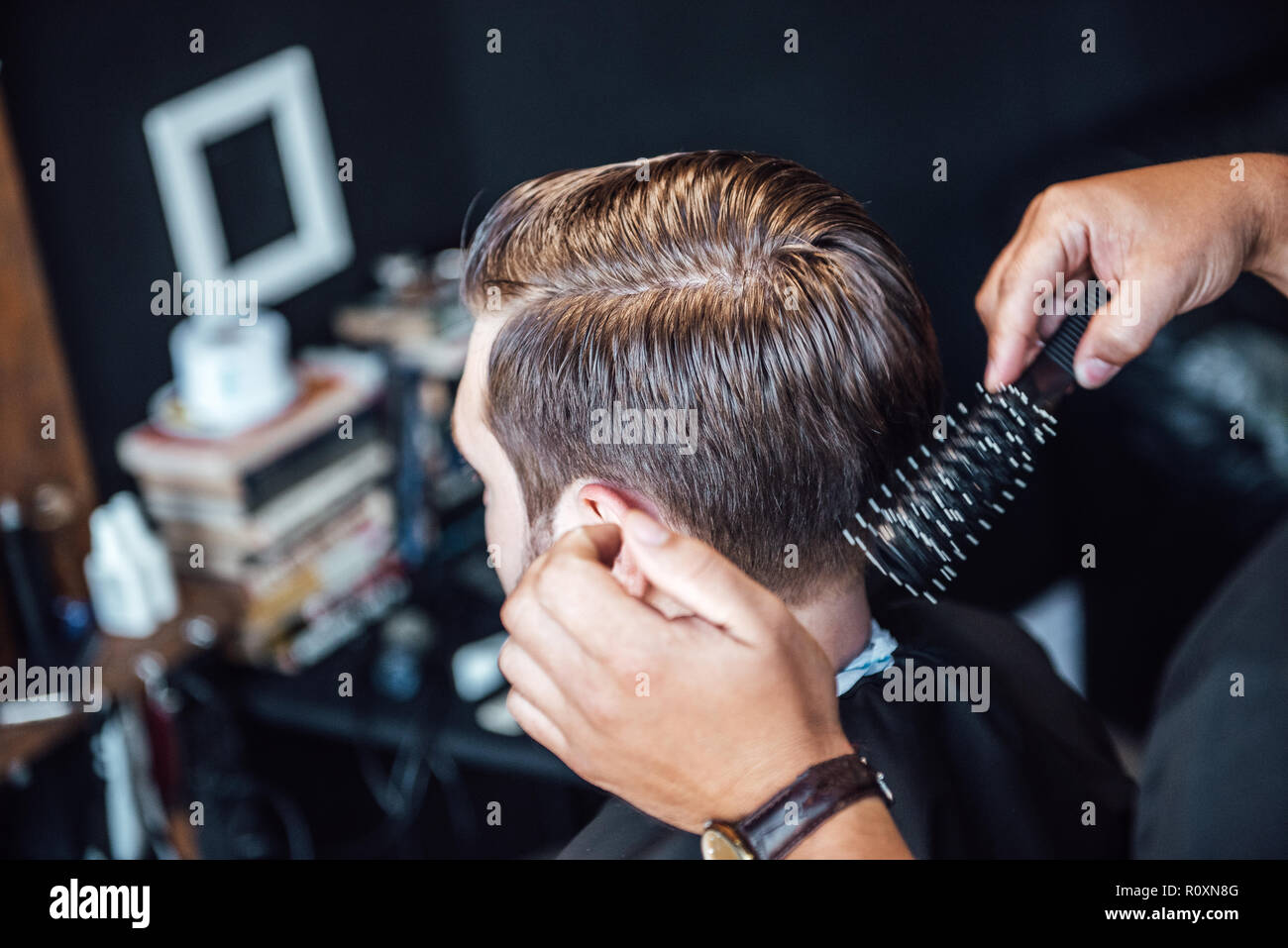 korper master rasiert