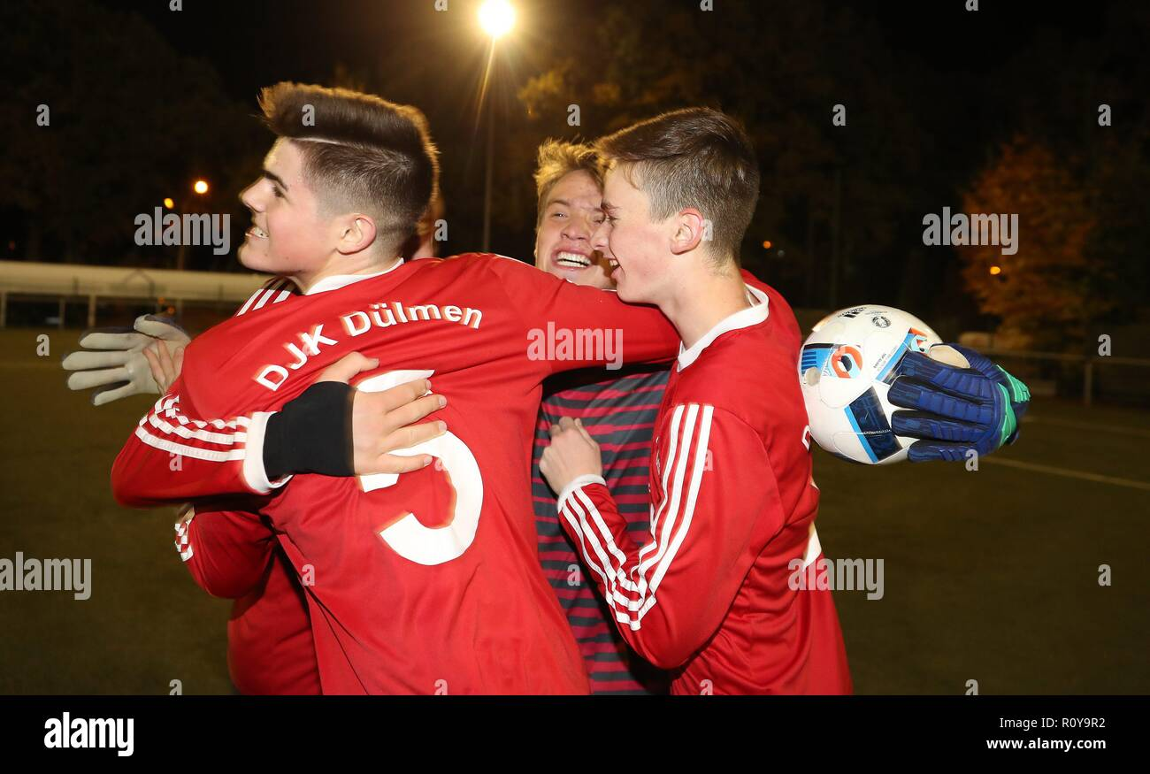 Epe Deutschland 07 Nov 2018 Firo 07 11 2018 Fussball