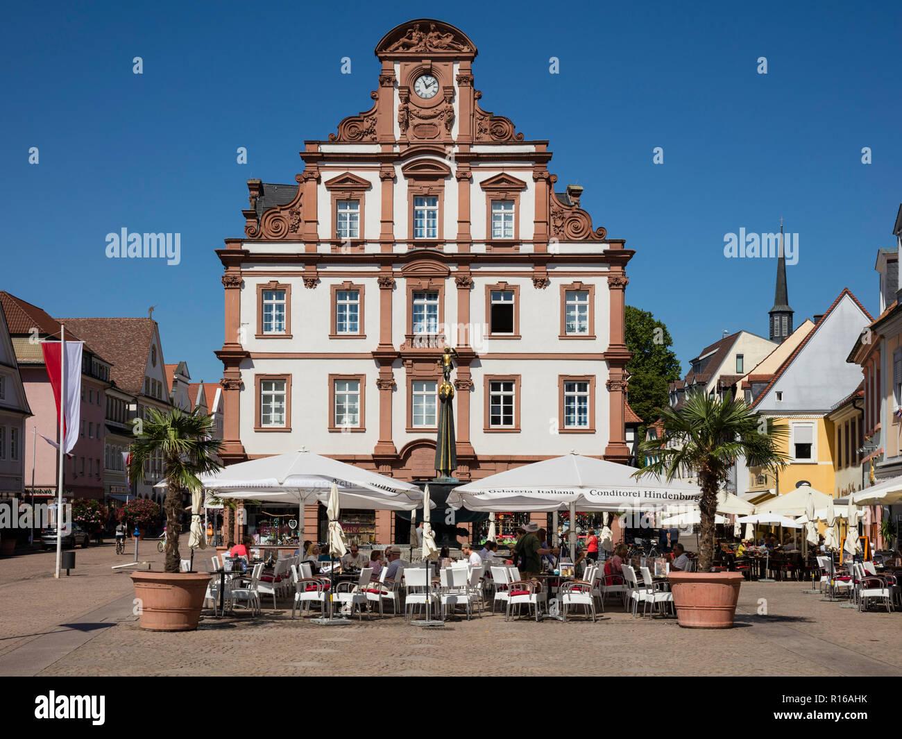 Alte Münze Guild House Speyer Rheinland Pfalz Deutschland