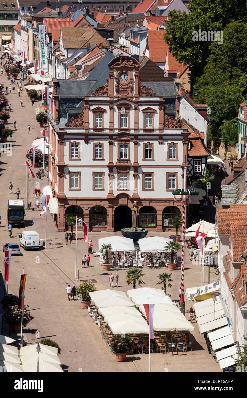 Alte Münze Guild House Der Maximilianstraße Speyer Rheinland