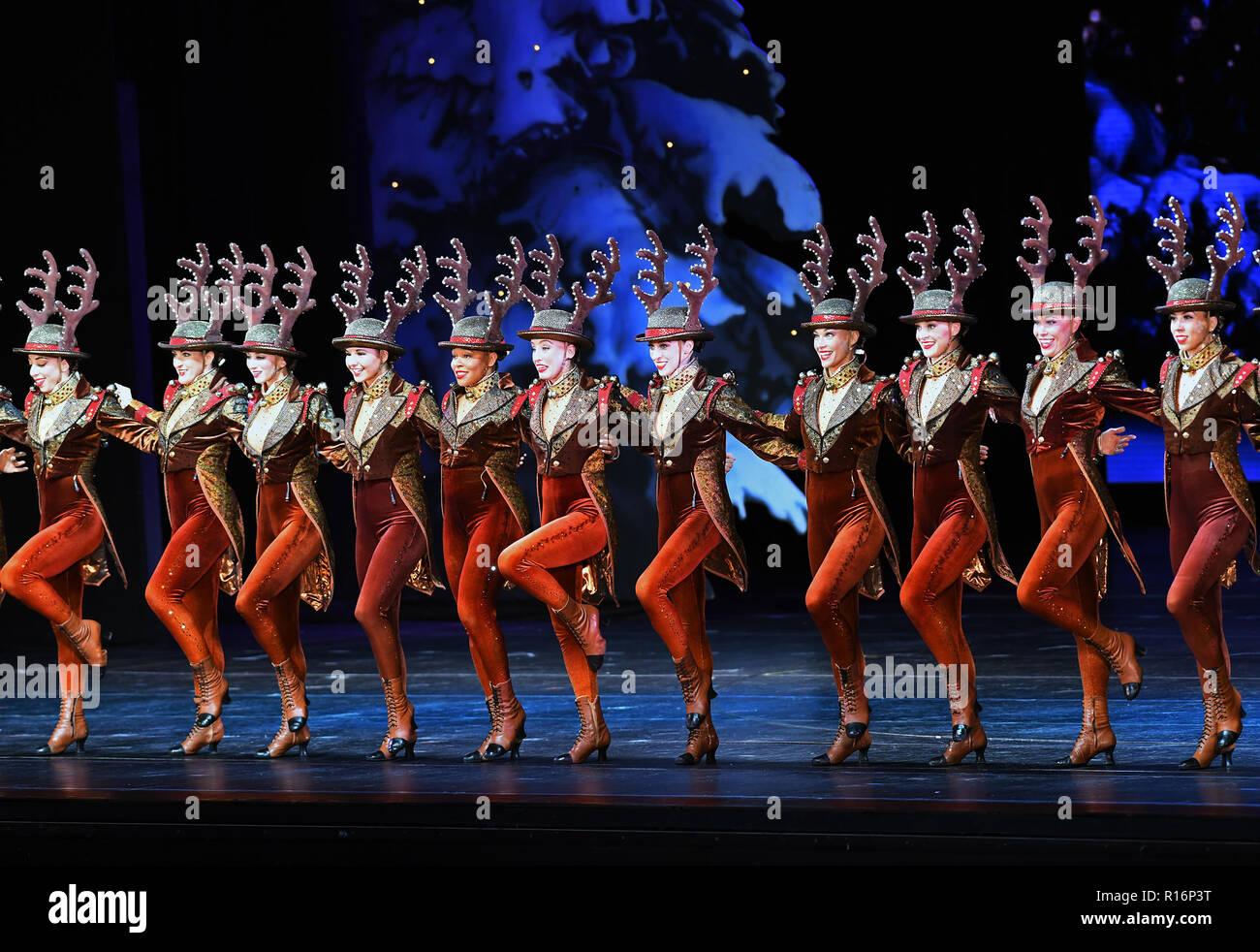 Rockettes Stockfotos & Rockettes Bilder - Alamy