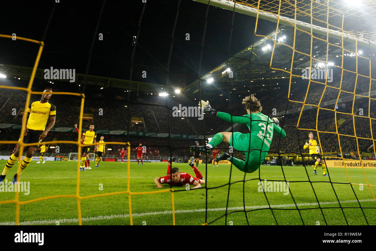 Dortmund Deutschland 11 Nov 2018 Fussball Bundesliga
