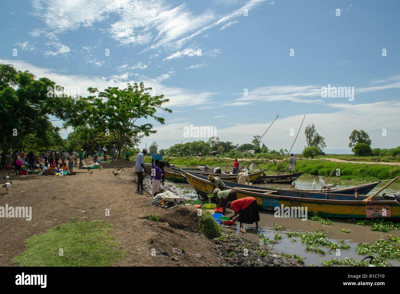Kisumu-Stadt datiert