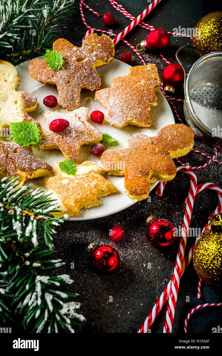 Kreative Idee für Weihnachten Frühstück, lustige ...