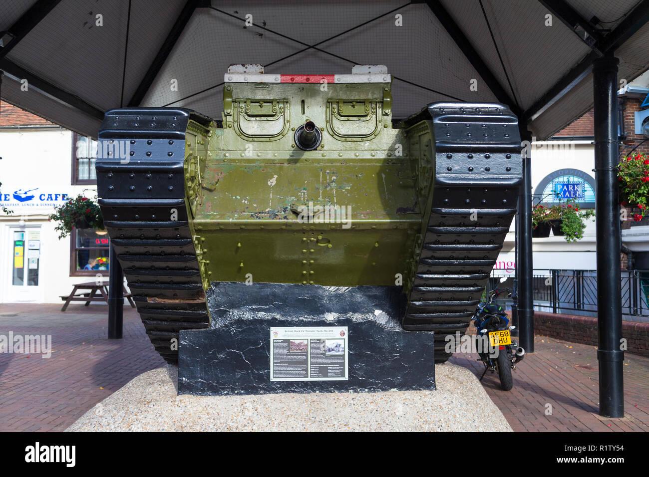 9e74bffb6979c Mark Iv Tank Stockfotos   Mark Iv Tank Bilder - Alamy