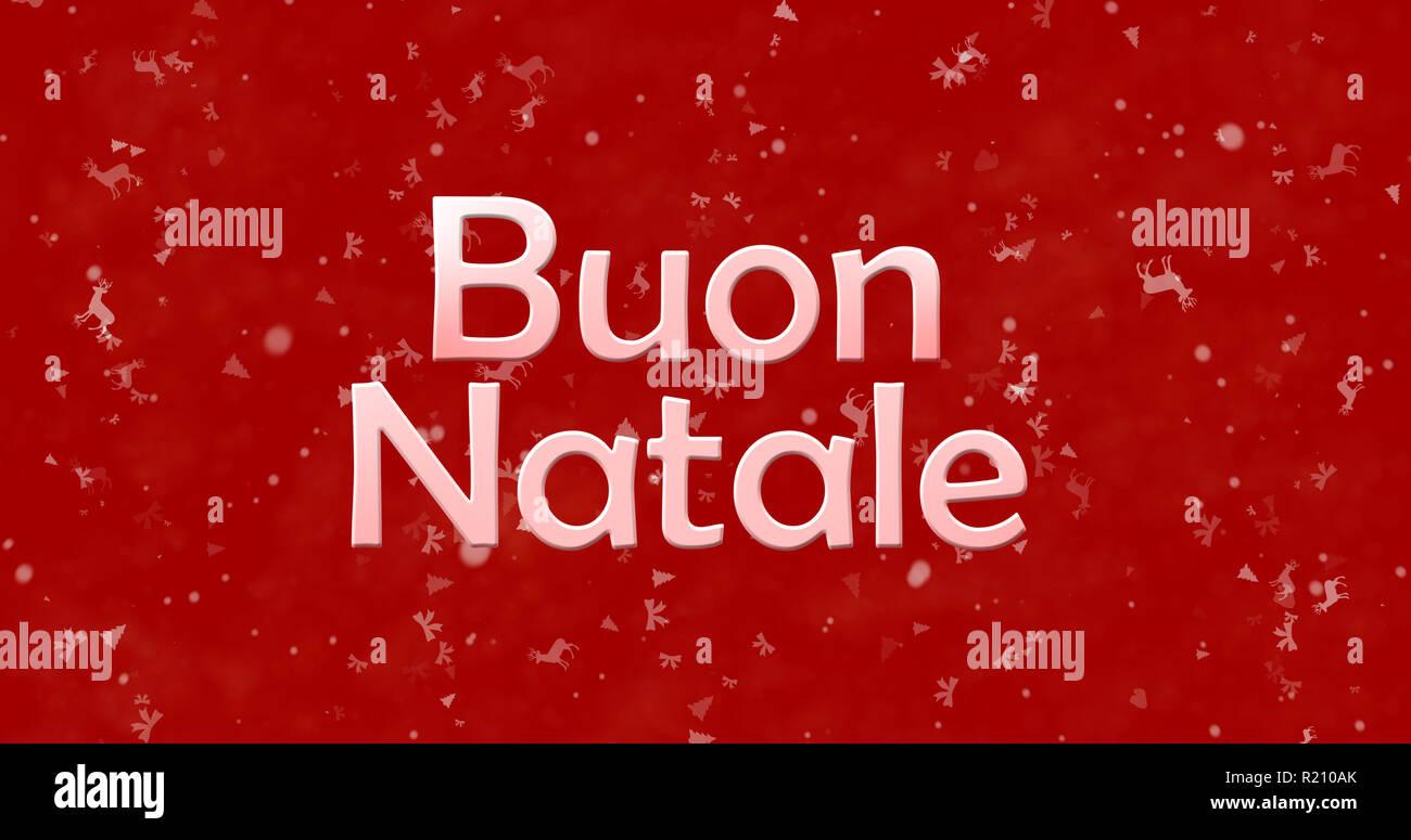 Weihnachtsgrüße Italienisch übersetzung.Italienischer Text Stockfotos Italienischer Text Bilder Alamy