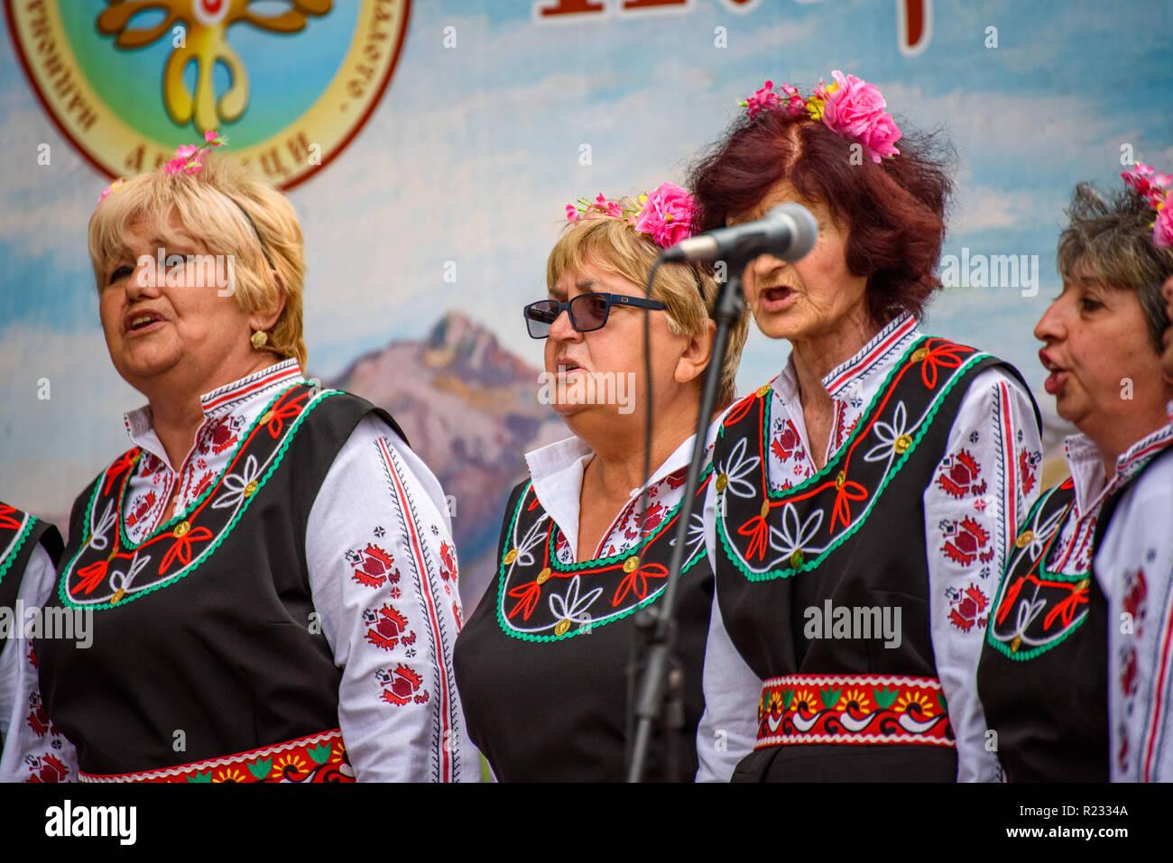 Frauen in bulgarien