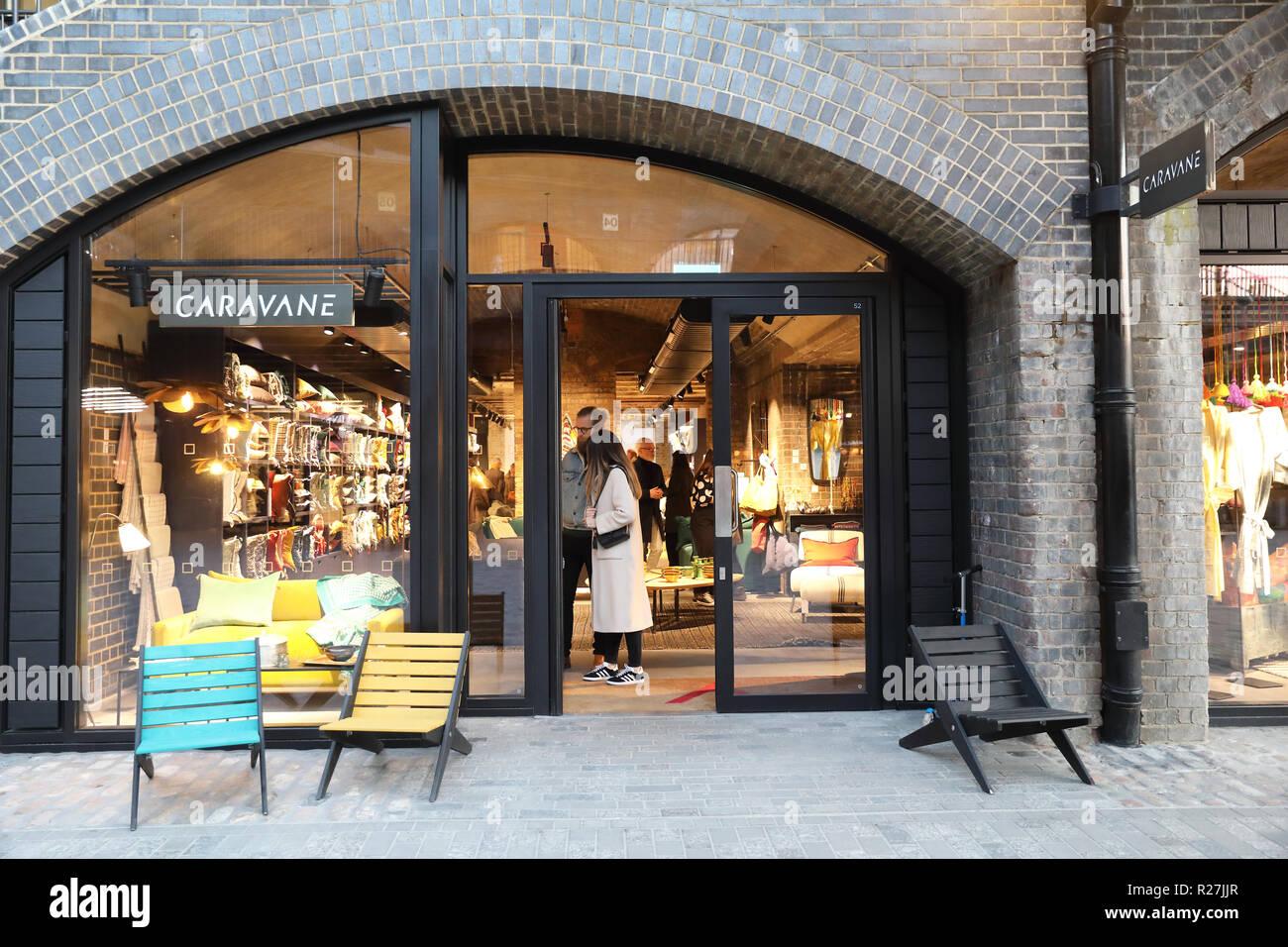caravane der glamourosen pariser shop verkauf von artisan interieur stoff und mobel an kohle