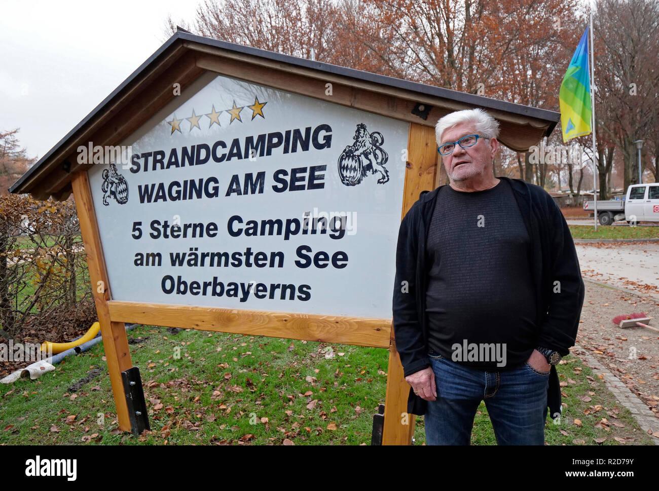 Werner Fußball Campingplatz
