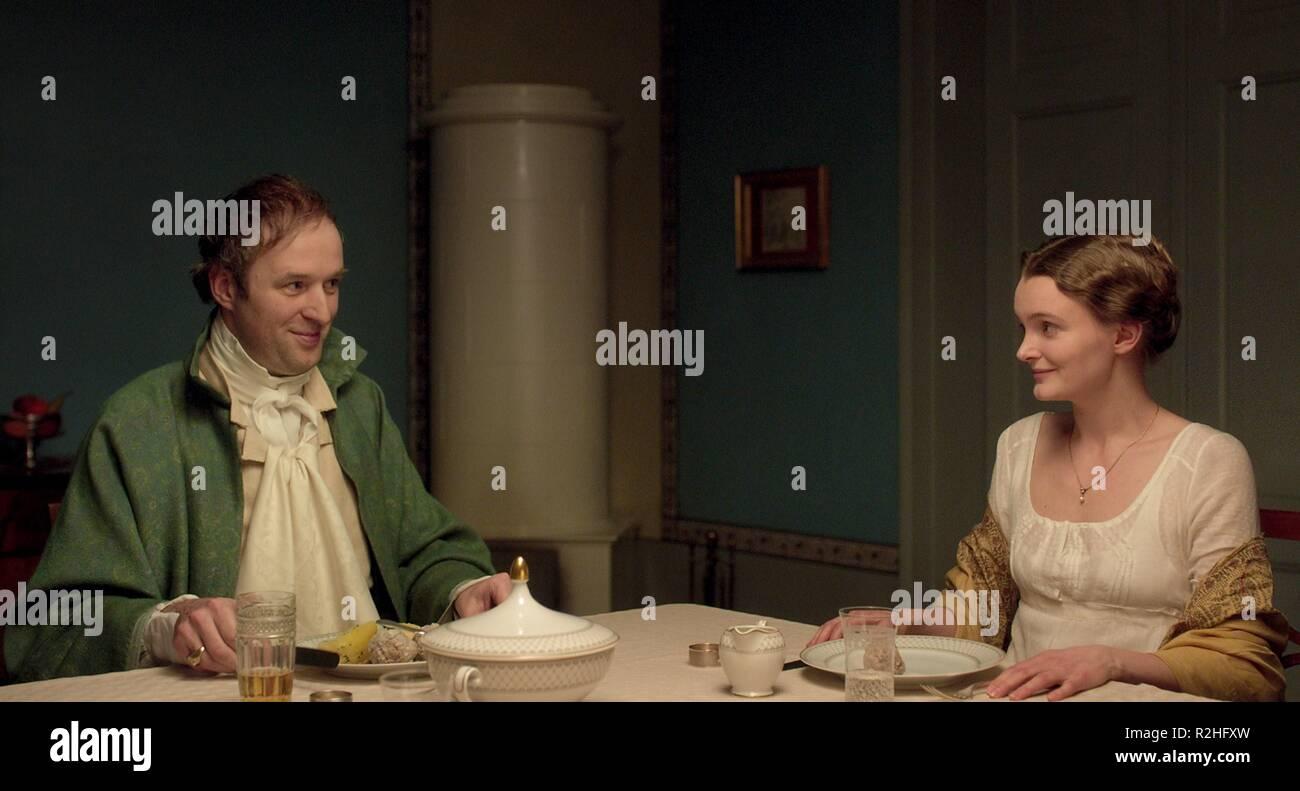 Amour Fou Jahr: Österreich/Deutschland 2014 Regie: Jessica Hausner Stephan Grossman, Birte Schnoeink Stockbild