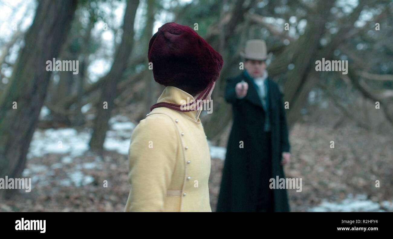 Amour Fou Jahr: Österreich/Deutschland 2014 Regie: Jessica Hausner Christian Friedel, Birte Schnoeink Stockbild