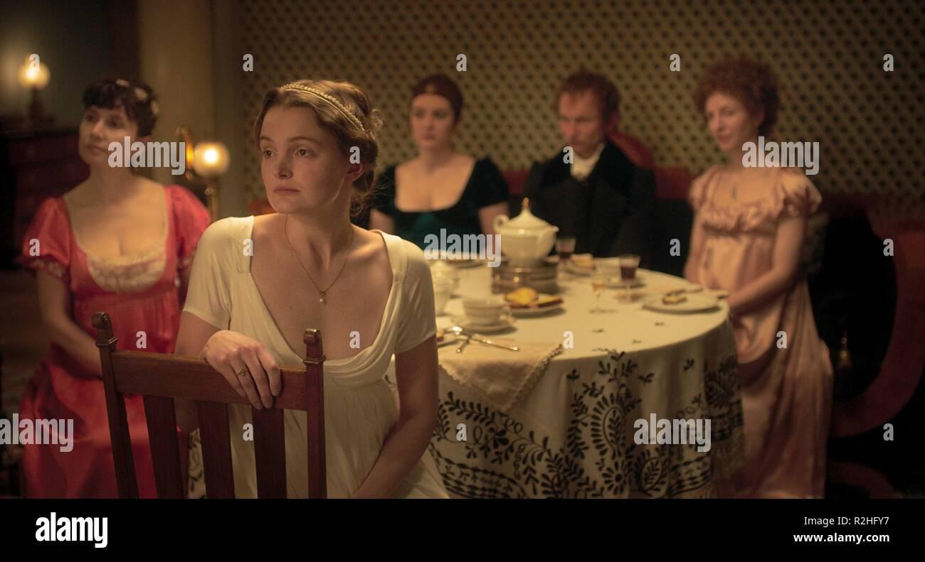 Amour Fou Jahr: Österreich/Deutschland 2014 Regie: Jessica Hausner Birte Schnoeink Stockbild