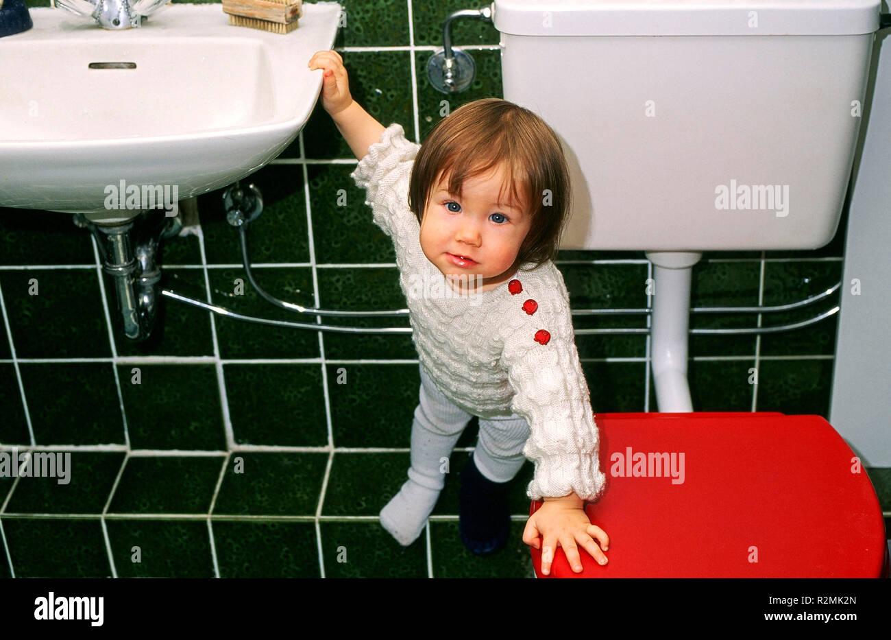 Serie, Kind, Kindheit, Entwicklung, Erzeugung, Zukunft Stockbild