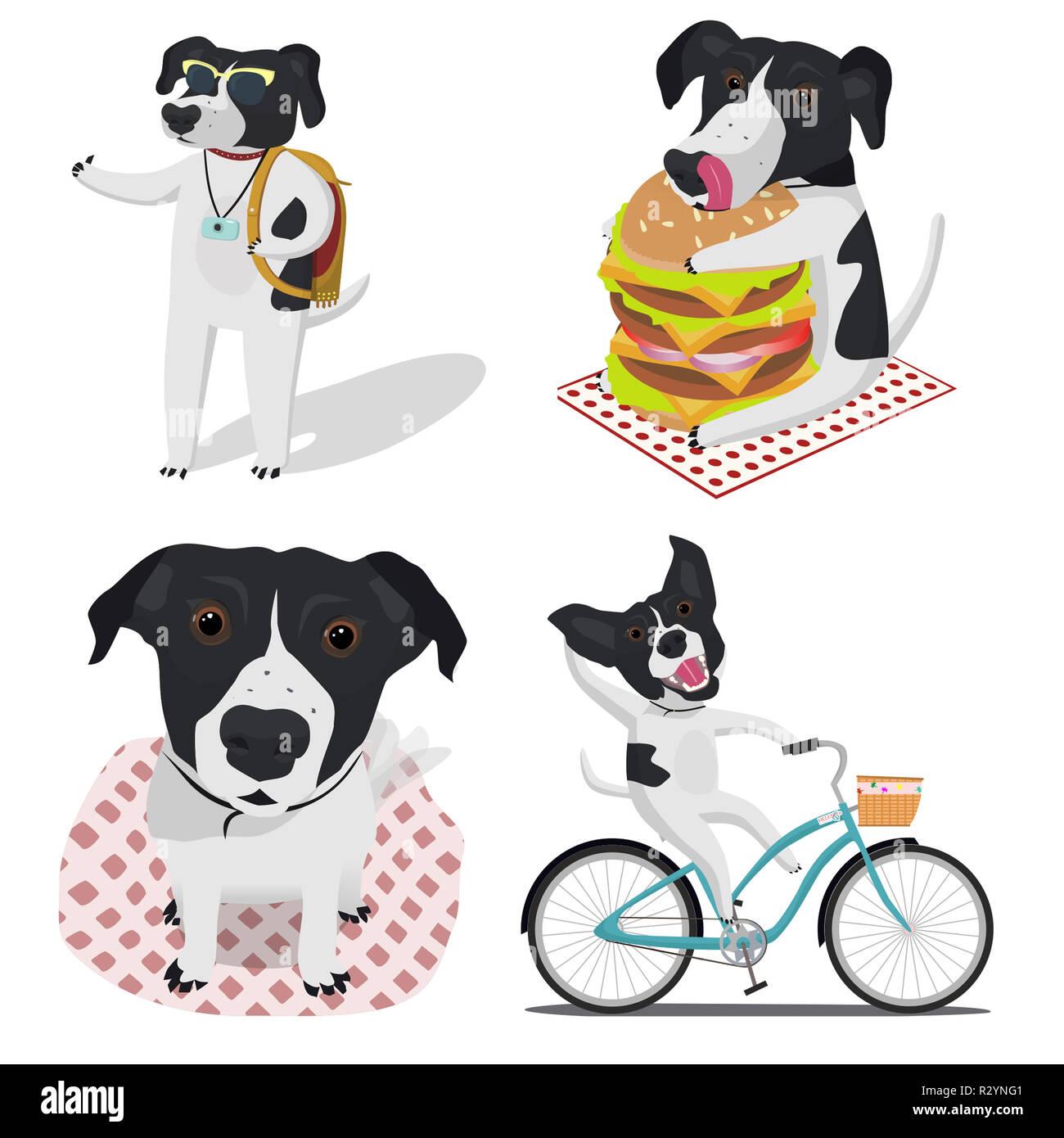 Dog Clipart Stockfotos Dog Clipart Bilder Alamy