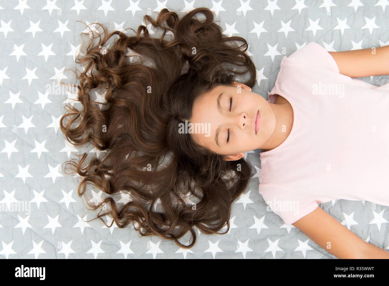Kid Perfekte Curly Frisur Conditioner Maske Organisches öl Halten