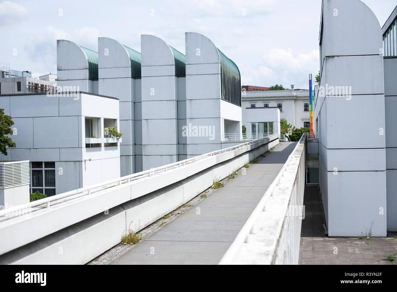 Das Bauhaus Archiv Museum Der Schule Für Gestaltung In Berlin