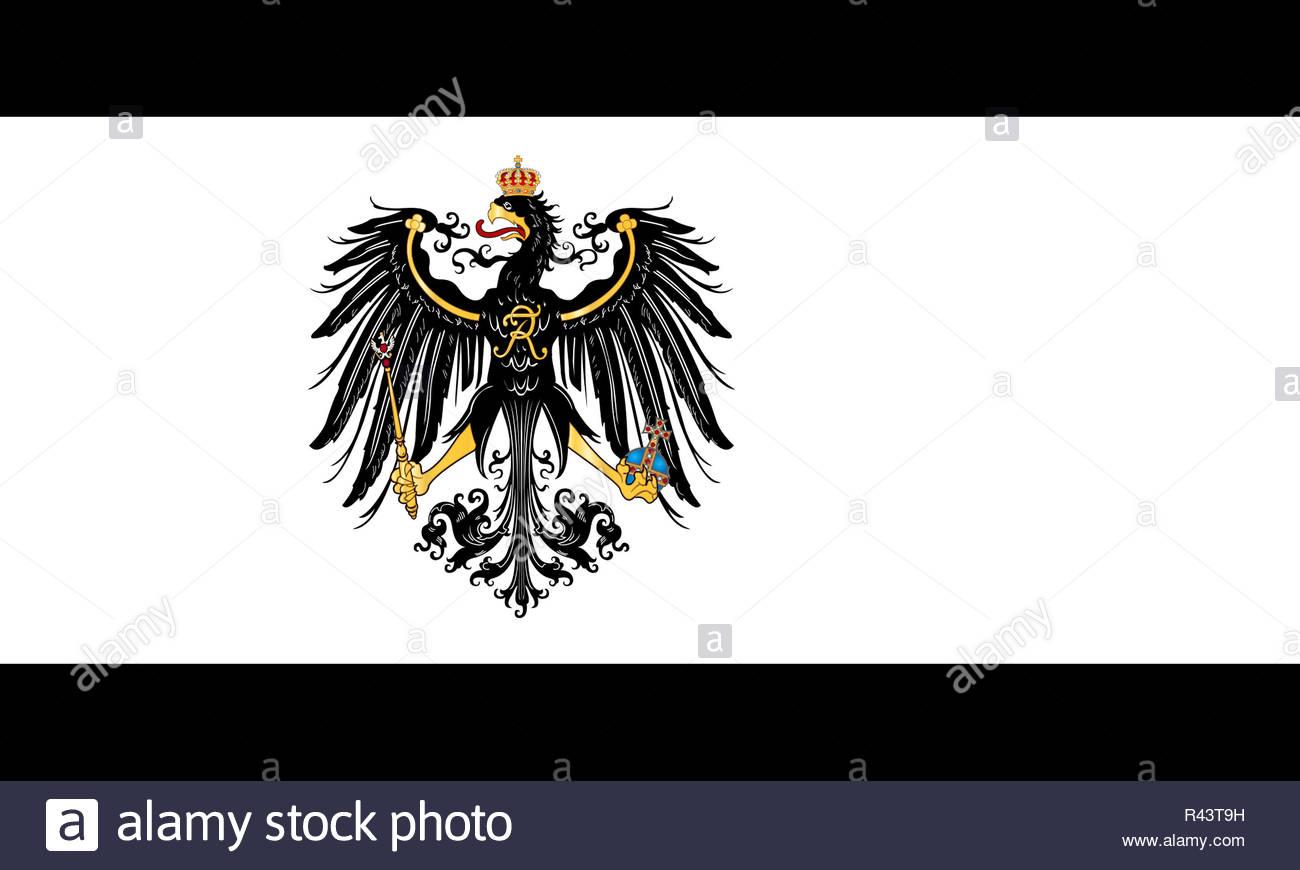Flaggen Deutsches Reich Marine Kriegsflagge Chromolithographie 1892 alter Druck
