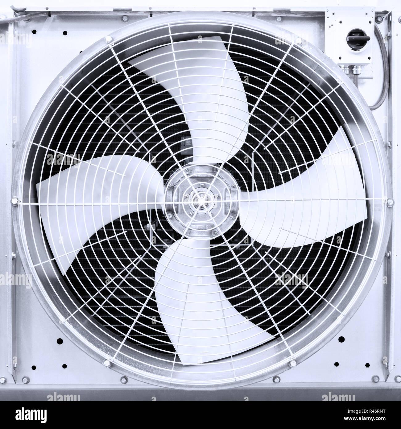 Air Turbine Ventilator für Belüftung und Klimaanlage Stockbild
