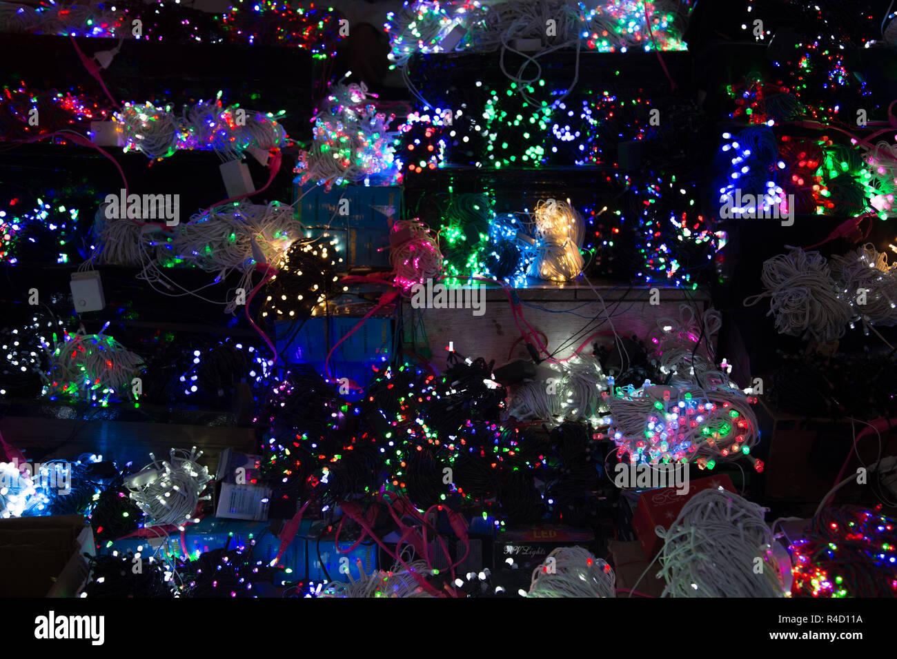Diwali Weihnachten Hochzeit Dekoration Rot Gelb Grun Weiss