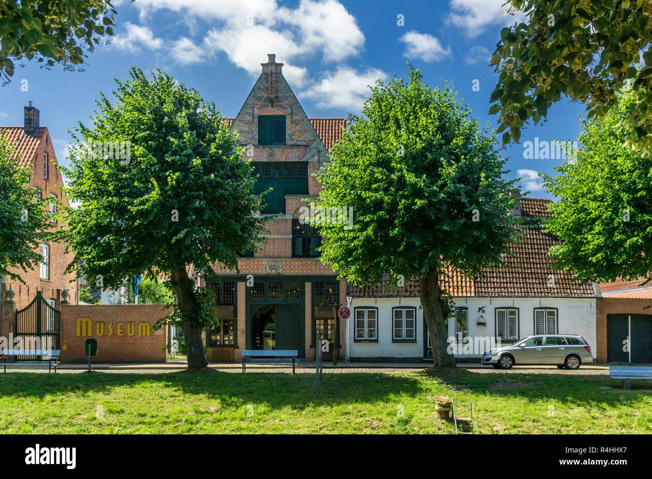 Nordfriesland Friedrichs Stadt Museum Der Stadt In Der Renaissance