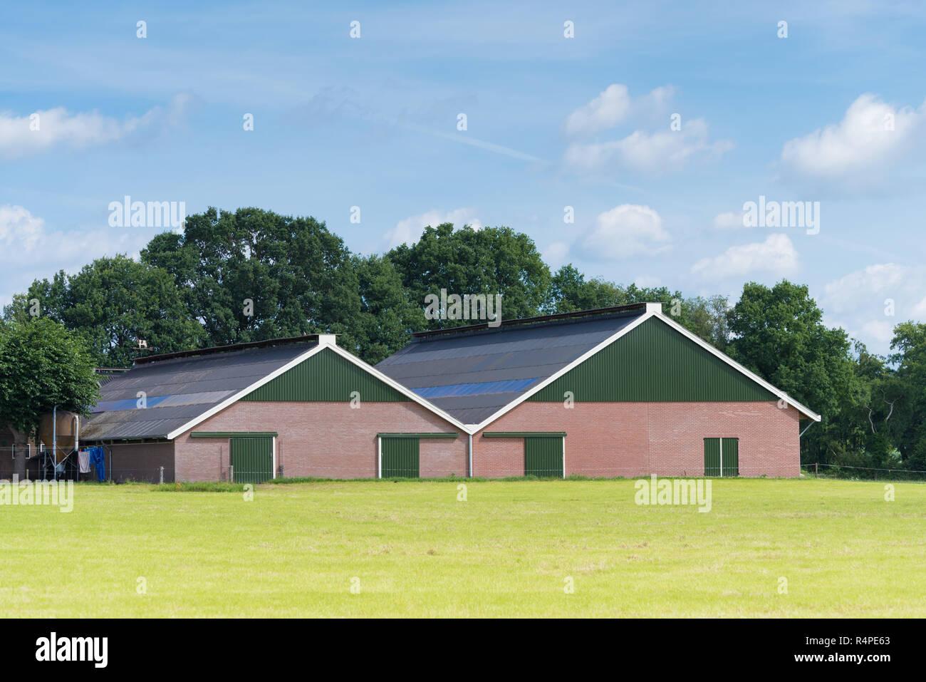 Modernes Bauernhaus Stockfoto Bild 226687499 Alamy